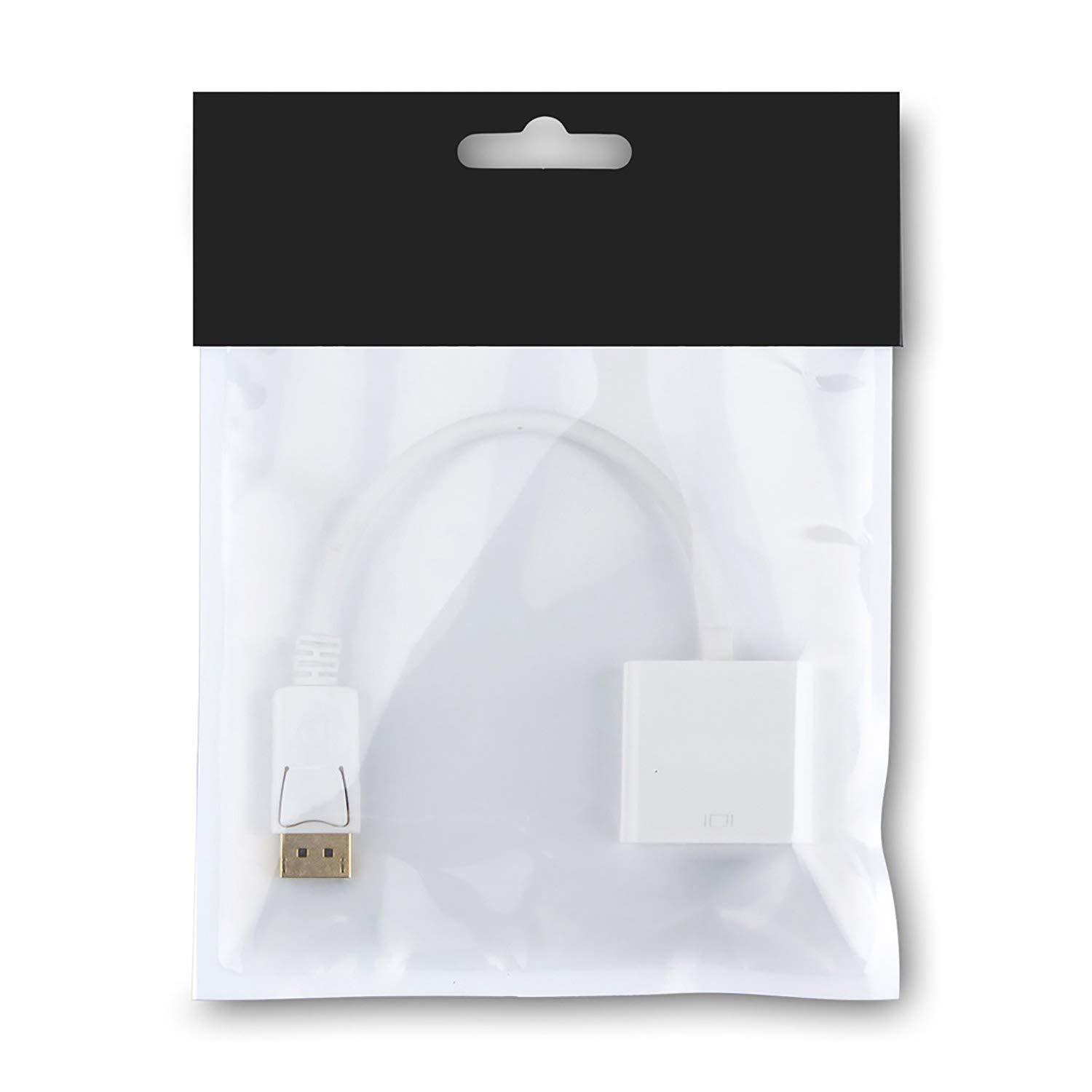 Standard DP to VGA Converter Displayport to VGA Adapter Cable Converter Connected TV Projection Computer to TV Extension Cable