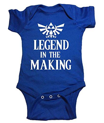 Zelda Piece Legend Making Bodysuit product image
