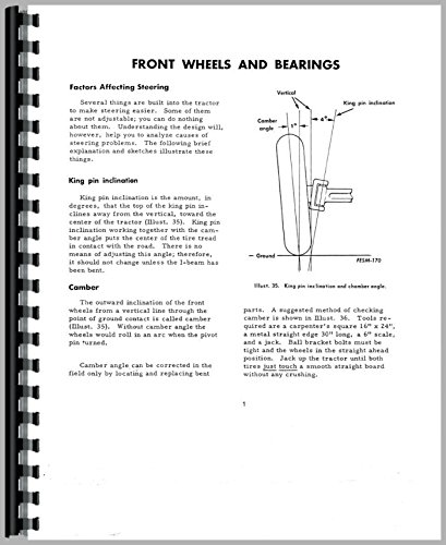 (International Harvester 3444 Industrial Tractor Service Manual)