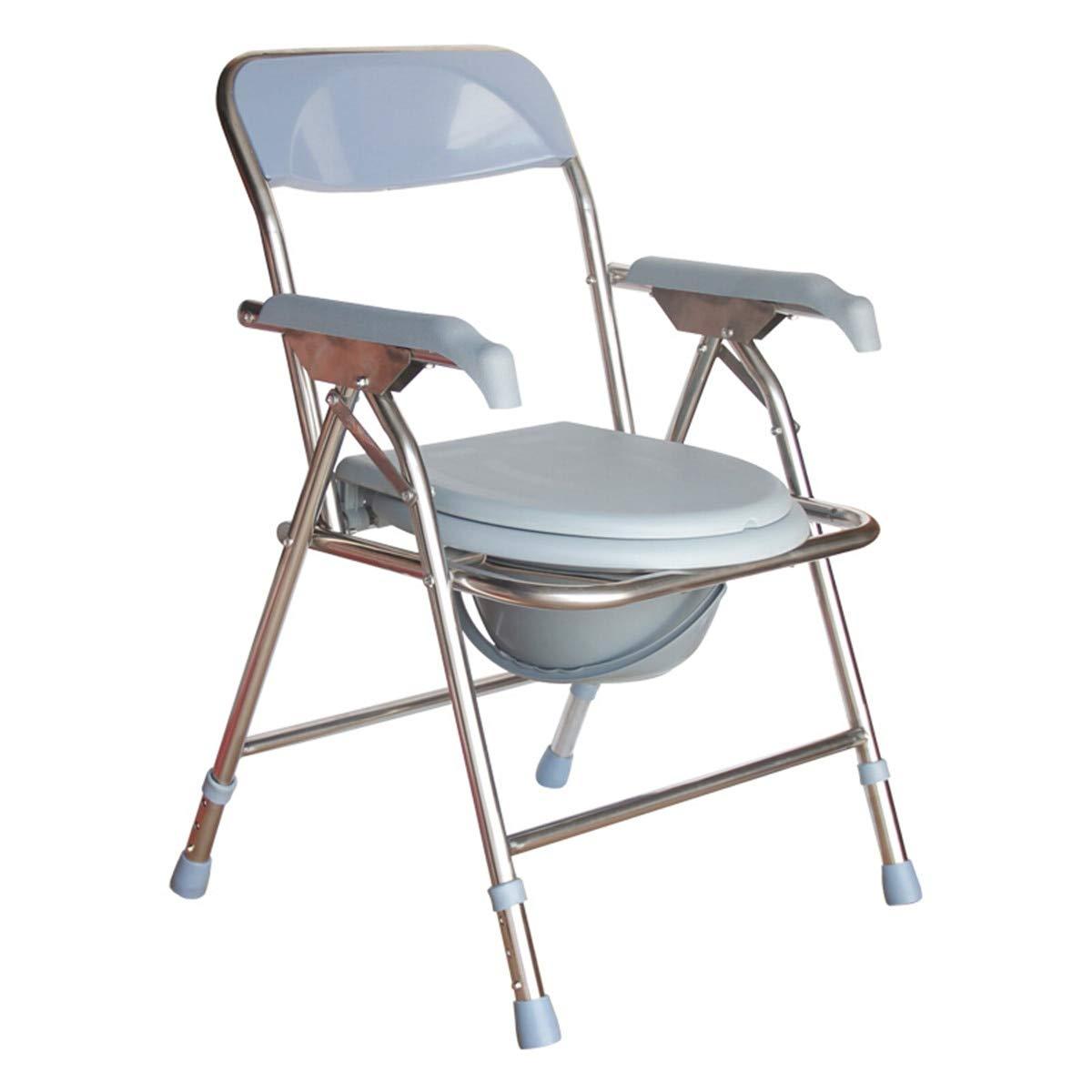 Marvelous Amazon Com Commode Bedside Toilet Chair Adjustable Height Inzonedesignstudio Interior Chair Design Inzonedesignstudiocom