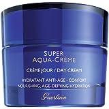 Guerlain Super Aqua Creme Day Cream - Nourishing, Age-Defying Hydration, 50 ml