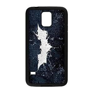 Batman logo Phone Case for Samsung Galaxy S5 wangjiang maoyi