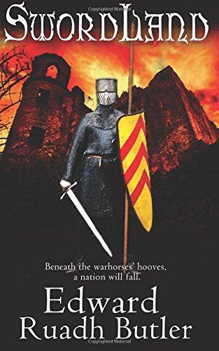 book cover of Swordland