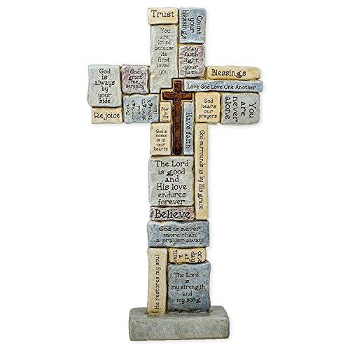 Inspirational Cross (Roman Crossword 12.5