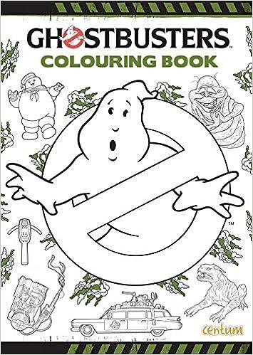 Ghostbusters Colouring Book: 9781910917176: Amazon.com: Books