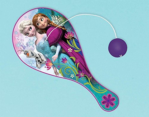 - Paddle Ball | Disney Frozen Collection | Party Accessory