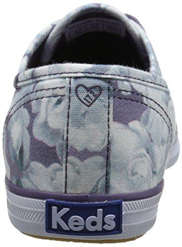 Keds-dames Taylor Swift Bloemenprint Fashion Sneaker Paars