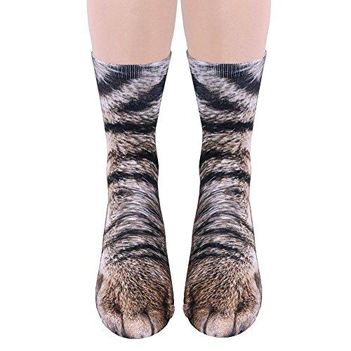CVERRE Unisex Animal Socks Print product image