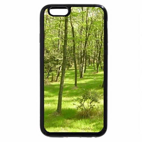 iPhone 6S / iPhone 6 Case (Black) freshness of spring