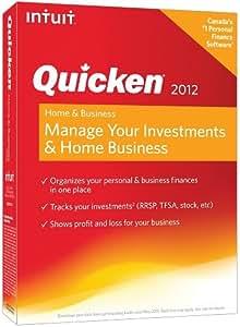 Quicken Home & Business 2012 Win