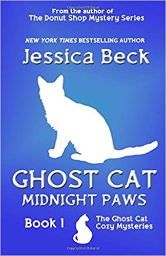 Download joomla pdf book Ghost Cat: Midnight Paws (The Ghost Cat Cozy Mystery Series) by Jessica Beck en español