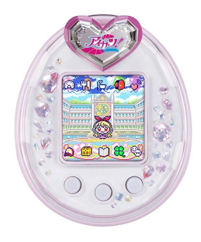 Tamagotchi Ps Feat. Aikatsu! Set