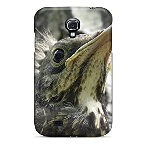 Flexible Tpu Back Case Cover For Galaxy S4 - Having A Rough Morning