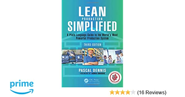 Amazon.com: Lean Production Simplified, Third Edition ...