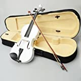 Back to School Basswood Acoustic Viola + Case + Bow + Rosin Xmas