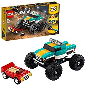LEGO Creator 3in1 Monster Truck...