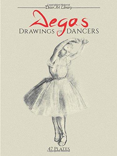 Degas' Drawings of Dancers - Edgars Catalogue Store