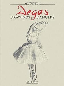 Degas' Drawings of Dancers