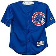 Chicago Cubs Alternate Blue Infant Jersey (Infant 12 Months)