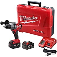 Milwaukee 2604-22 M18 Fuel Hammer Dr Kit W/2 Xc Bat Price