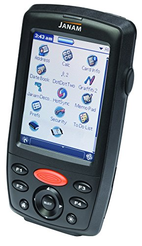 Janam XP30W-1PCLYC00 Series XP30 Handheld Computing Devices, Rugged PDA, 2D Imager, PDA Keypad 240 x 320 QVGA Color Display, No Bluetooth by JANAM