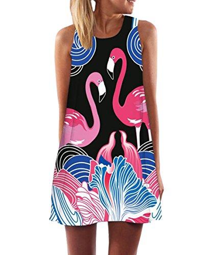 vestido playa mujeres compras de de la verano de grande en Mini gasa Xx fiesta 365 46 de Vestido para ZYqxCBO