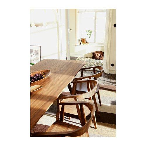Stockholm FurniertKücheamp; Haushalt Ikea Nussbaum Stuhl P0wOZNn8kX
