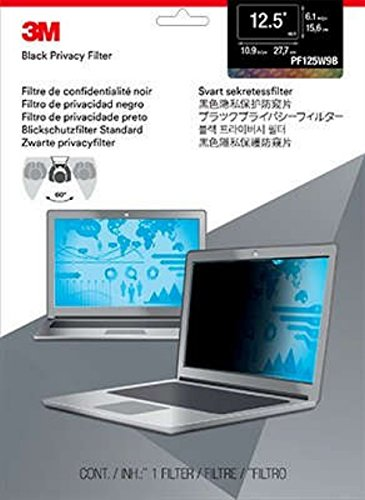 Privacy Filter 12.5In Unframed Ws 16:9 For Laptops