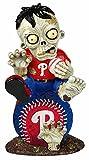 MLB Philadelphia Phillies Sitting on Logo Zombie, Red