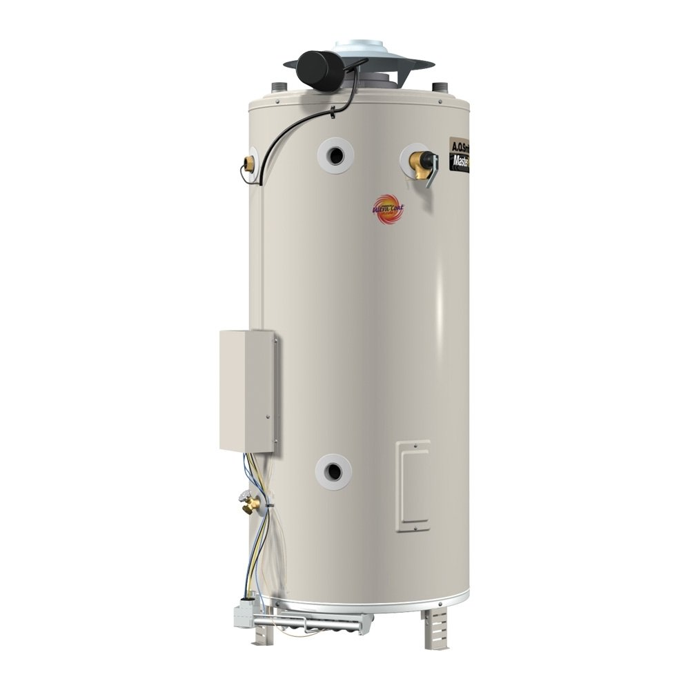 AO Smith BTR-199 Tank Type Water Heater with Commercial Natural Gas