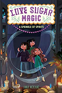 Book Cover: Love Sugar Magic: A Sprinkle of Spirits