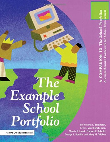 Download Example School Portfolio, The: A Companion to The School Portfolio PDF