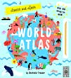 Scratch and Learn World Atlas from Wide Eyed Editions