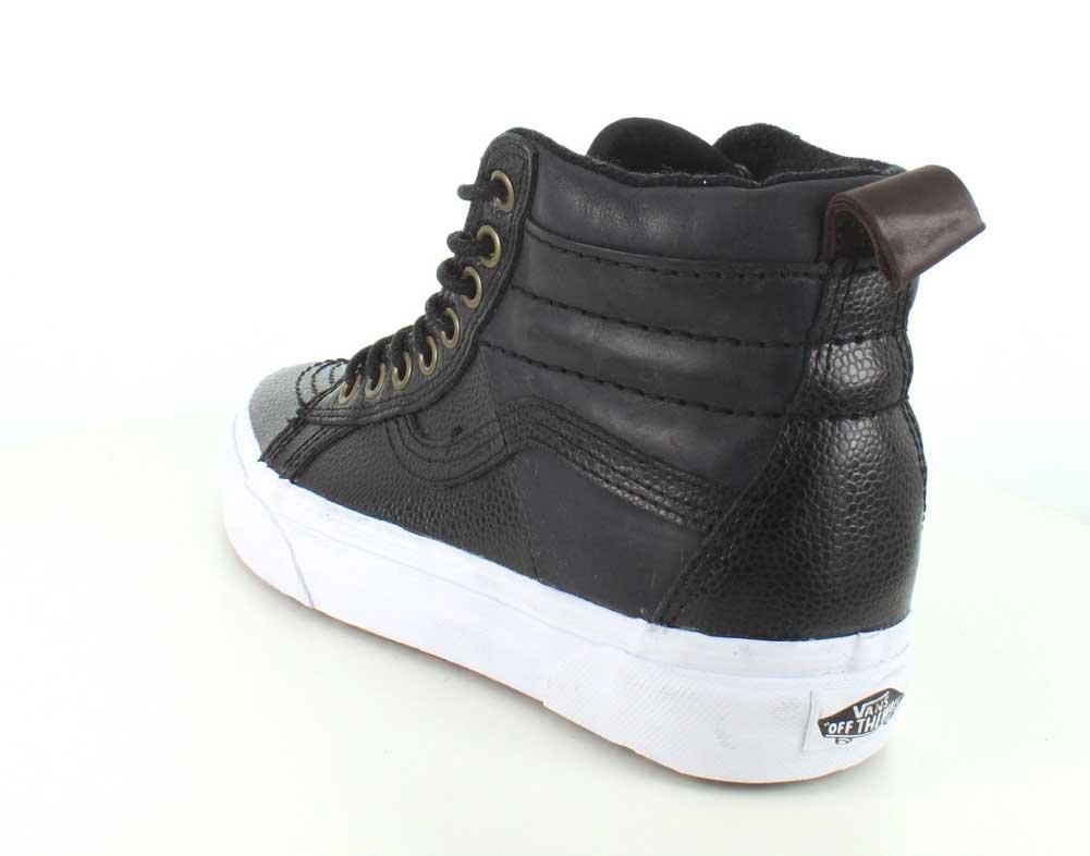 Vans SK8 Hi Cuero Zapatillas de correr