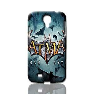 Pamela Diy Batman ROUGH Skin 3D case cover for Samsung Galaxy S4 I9500 qbuCRtYzk4p Regular