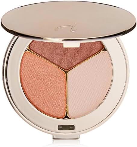 jane iredale Purepressed Eye Shadow, Triple Pink Quartz, 0.10 oz.