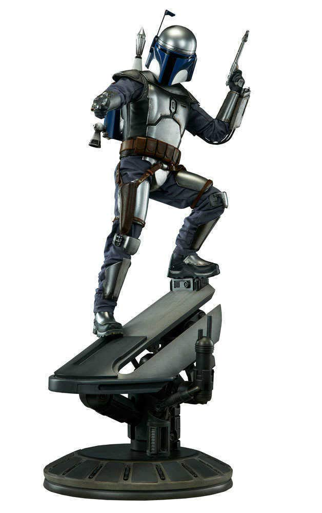 Star Wars Premium Format Figure Jango Fett 63 cm Sideshow Collectibles Statue