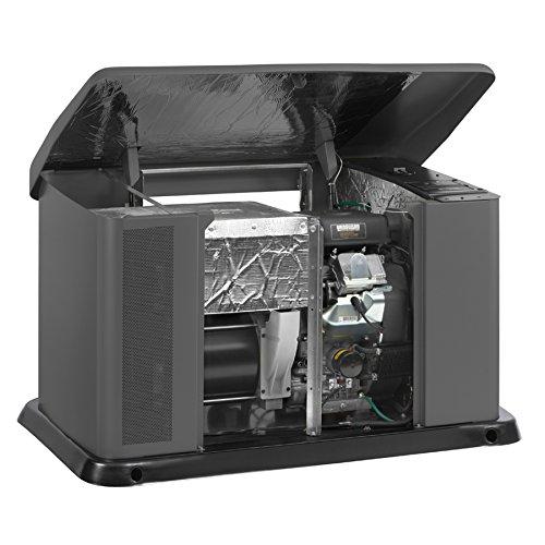 Briggs & Stratton 40336 20kW Standby Generator, Gray