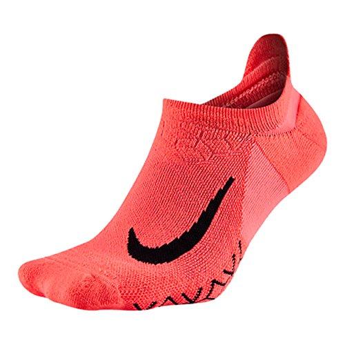 Nike Elite Herensokken Zonder Demping Met Loopschoen Warme Stootrand (sx5462-667) / Zwart / Warme Stoot