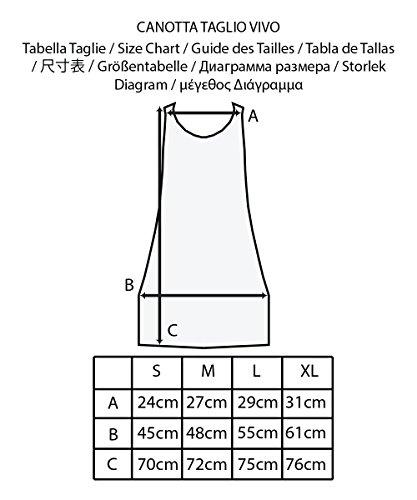 Iacobuccyounes - Camiseta sin mangas - para mujer negro
