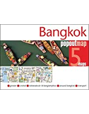 Bangkok PopOut Map: Handy pocket-size pop-up map of Bangkok