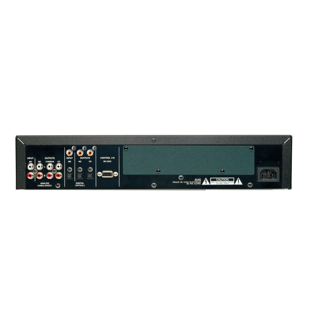 Tascam MD-CD1MKIII Combination CD Player and MiniDisc Recorder with Included 1 Year EverythingMusic Extended Warranty by Tascam (Image #2)