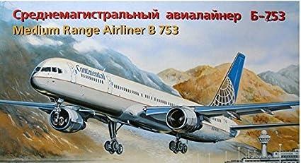 B-753 MEDIUM RANGE AIRLINER 1//144 EASTERN EXPRESS 14426