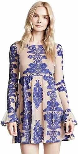 For Love & Lemons Women's Temecula Mini Dress