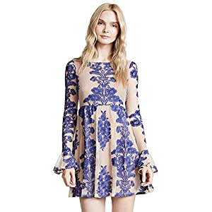 For Love & Lemons Women's Temecula Mini Dress