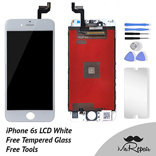 white-iphone-6s-lcd-display-touch-screen-digitizer-assembly-screen-replacement-full-set-with-tools-m