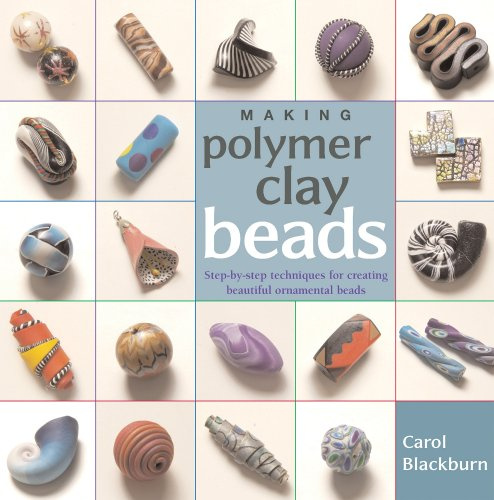 Bend Clay (Making Polymer Clay Beads)