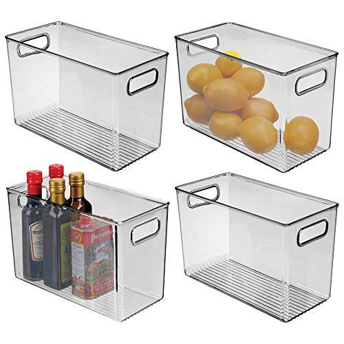 plastic food storage container bin