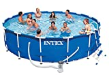 Intex Metal Frame Pool Set, 15-Feet x 42-Inch