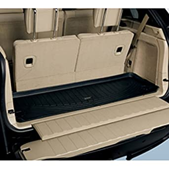 Amazon Com Bmw X5 All Weather Cargo Liner Black Without 3rd Row